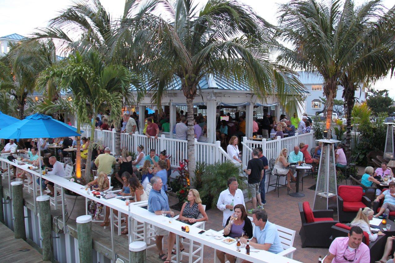 Dockside Bar West Ocean City Maryland Sunset Grille Teasers