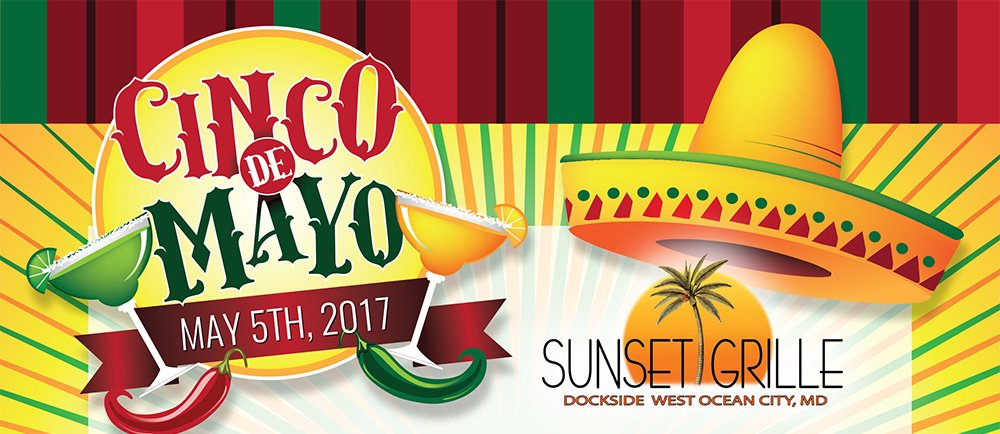 Cinco De Mayo Dockside Bar And Grille West Ocean City Maryland